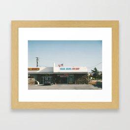 Desert Dreams 10 Framed Art Print