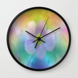 Colorful Dreams Wall Clock