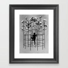 Supervision Framed Art Print