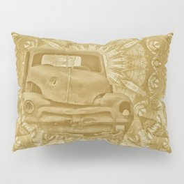 Lost in time Pillow Sham