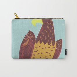 California Golden Eagle Carry-All Pouch