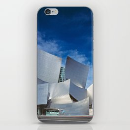 Los Angeles Concert Hall (Frank Gehry Architecture) iPhone Skin