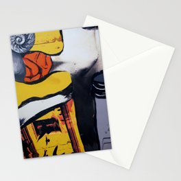 Stretched Stationery Cards