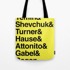 PUNK-ROCK'S FINEST Tote Bag