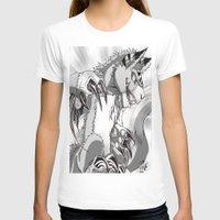 digimon T-shirts featuring + Digimon - Dorumon + by Xyeziaeos