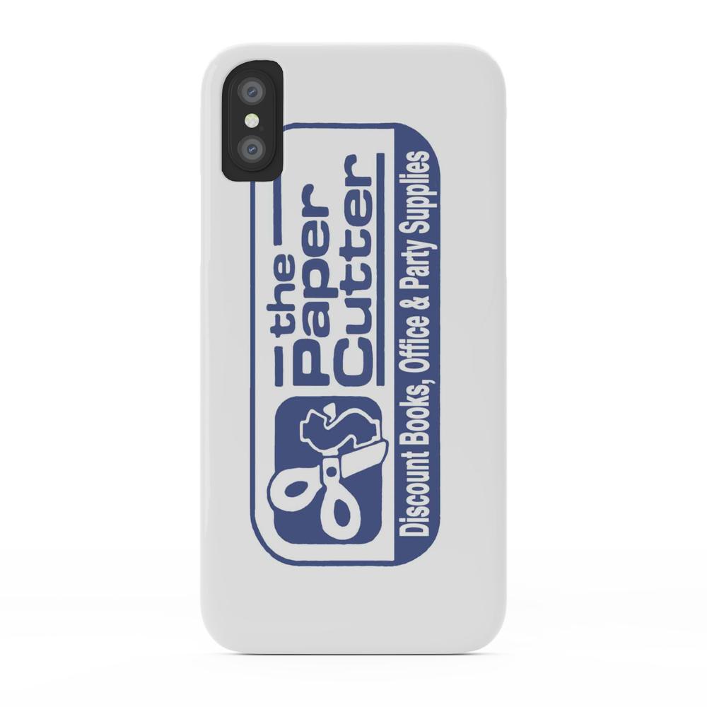 the Paper Cutter Classic Phone Case by gasstationburrito (PCS2965758) photo