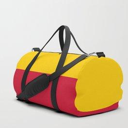 Flag of Schagen Duffle Bag