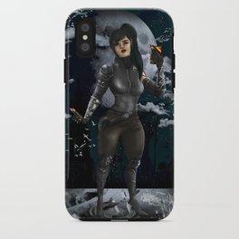Kassy Cane - Linart iPhone Case