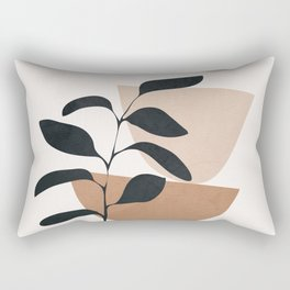 Minimal Shapes No.55 Rectangular Pillow