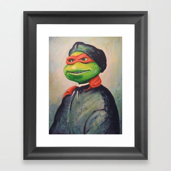 Raphdolfo Framed Art Print