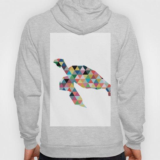 Colorful Geometric Turtle by nadja1