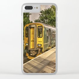 Exmouth Sprinter Clear iPhone Case