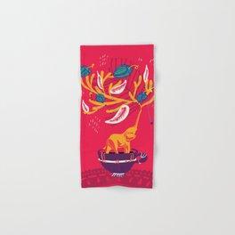 Eleplant Hand & Bath Towel