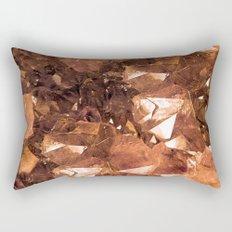 Crystal Amber Rectangular Pillow