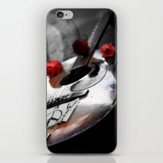 Guitar Strawberry Fields NYC iPhone & iPod Skin