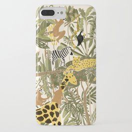 Th Jungle Life iPhone Case