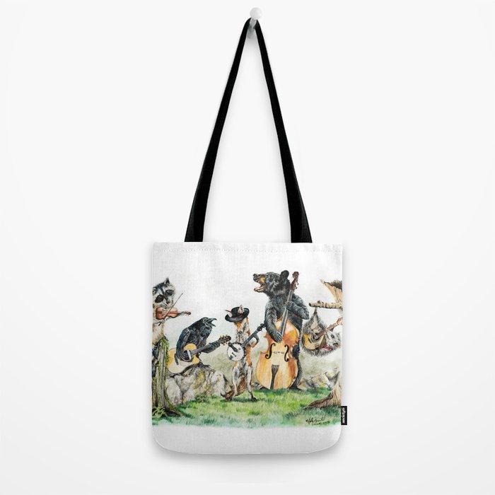 Bluegrass Gang Tote Bag