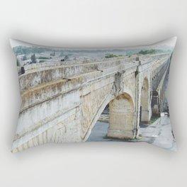 Aqueduc Saint-Clément Rectangular Pillow