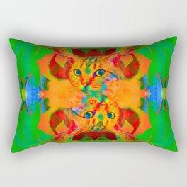 Ayana-Lady Jasmine  Rectangular Pillow