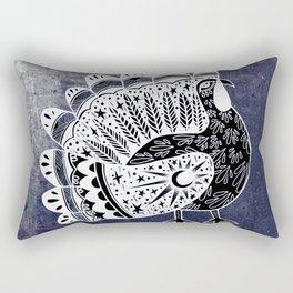 Mystic Turkey Rectangular Pillow
