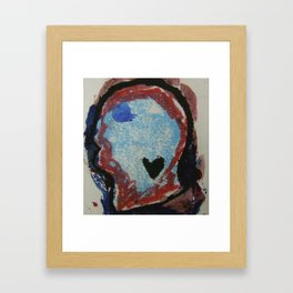 Uncle George Framed Art Print