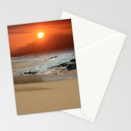 The Birth of the Island Stationery Cards