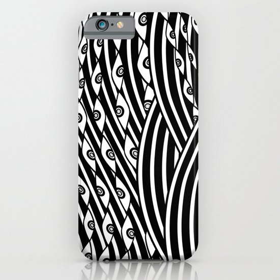 """Amok"" by Drew Litowitz iPhone & iPod Case"