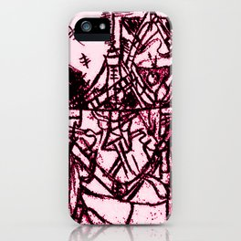 RED DEAD! iPhone Case