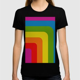 Retro Camera #society6 #decor #buyart #artprint T-shirt
