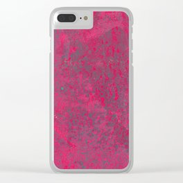Abstract No. 284 Clear iPhone Case