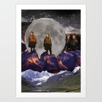 Return To Witch Mountain Art Print