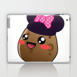 Her Life is Potatoes Laptop & iPad Skin