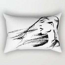 Girl34 Rectangular Pillow
