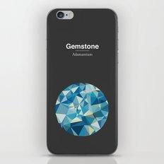Gemstone - Adamantium iPhone & iPod Skin