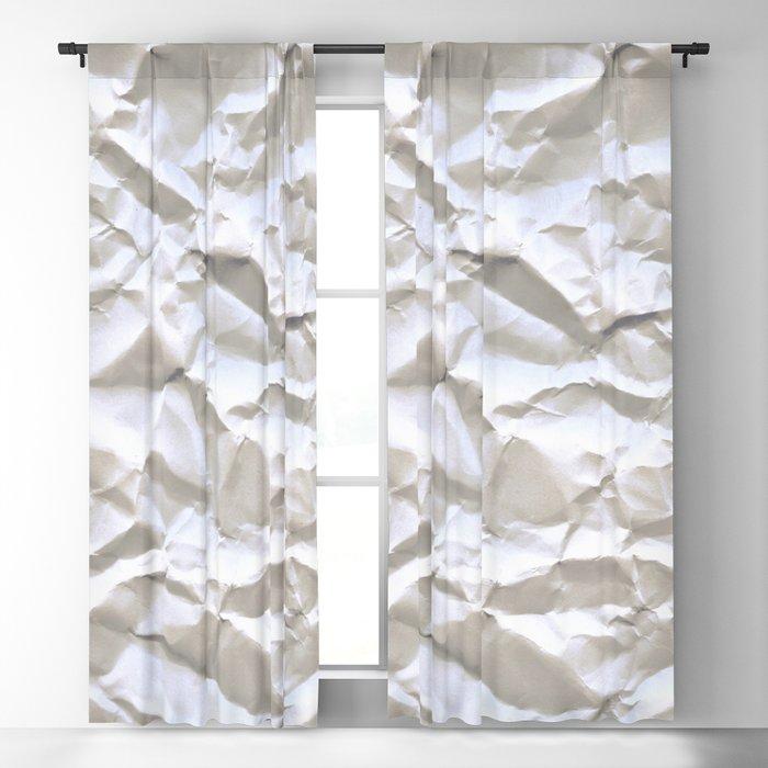 White Trash Blackout Curtain