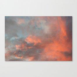 Sky 11/12/2010 17:19 Canvas Print