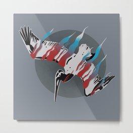 Windbreaker Metal Print