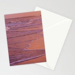 Beach at Dusk Hilton Head Island Stationery Cards