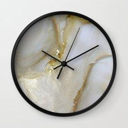 Spiritual glow Wall Clock