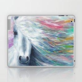 Rainbow Horse Laptop & iPad Skin