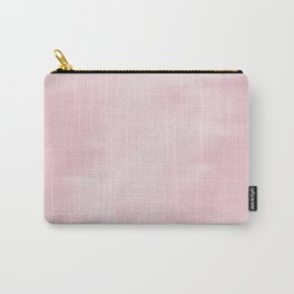 Pink watercolor. Carry-All Pouch