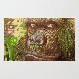 Gorilla Funk (Living on the Edged Pt. II) Rug