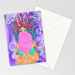 Sweet Tooth, Hair Series Stationery Cards