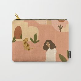I want to go to Marrakech Carry-All Pouch