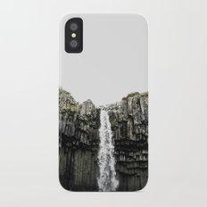 Svartifoss Waterfall Iceland Slim Case iPhone X