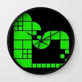 Live Tile Factory Wall Clock
