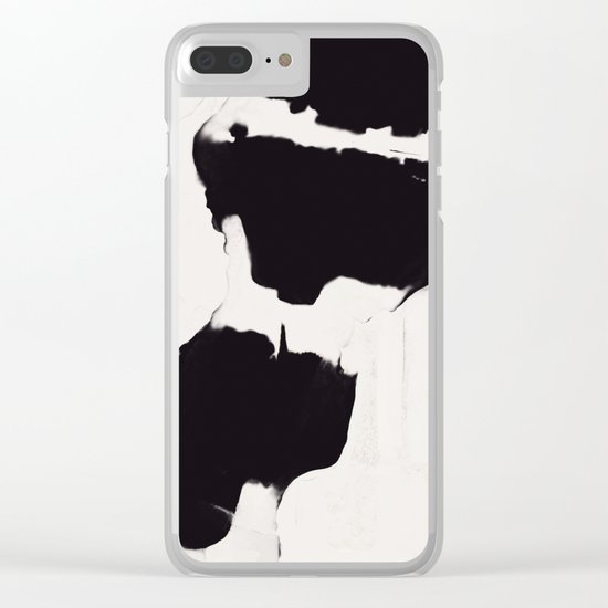 UNTITLED#88 Clear iPhone Case