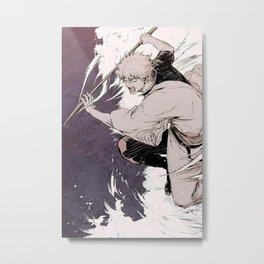 Gintama Metal Print