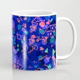 Abstract modern Memphis design Coffee Mug