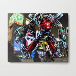 Automaton JDM Metal Print